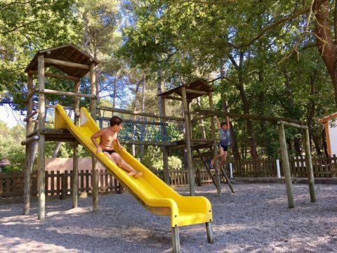 Camping nature et familial en Provence
