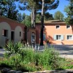 Camping le Devançon au sud-est d'Aix-en-Provence