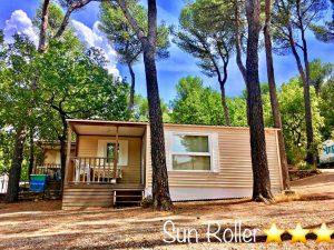 Camping en Provence nature