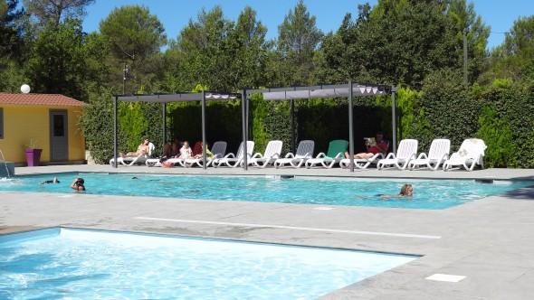 Animations et services camping avec piscine aix en - Camping aix en provence avec piscine ...